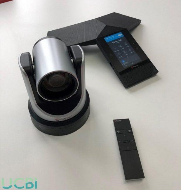Camera Polycom MSR- Kết nối USB