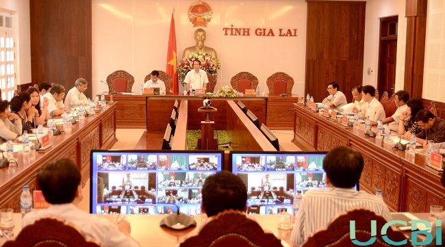 Giải pháp họp trực tuyến chính phủ