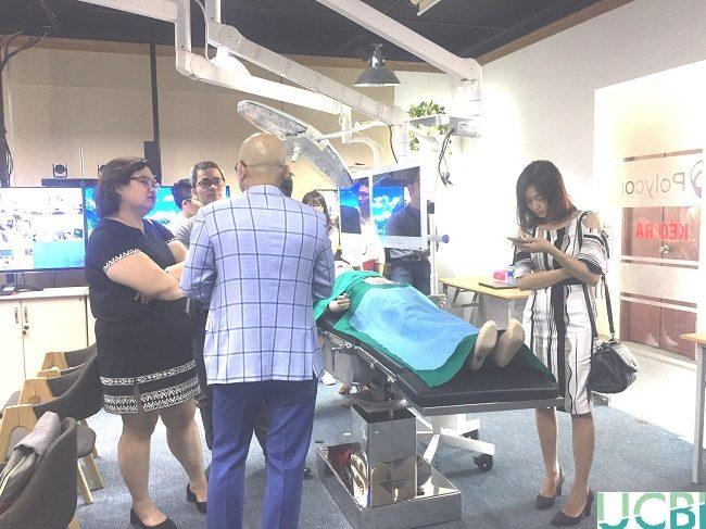 Bản Demo giải pháp hội nghị truyền hình trong y tế