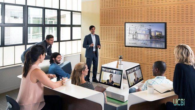 Thiết kế không gian làm việc trong tương lai với giải pháp Polycom