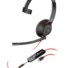 Blackwire 5210 | Mono | USB-C