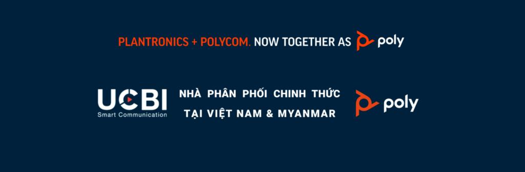 Nhà phân phối polycom vietnam