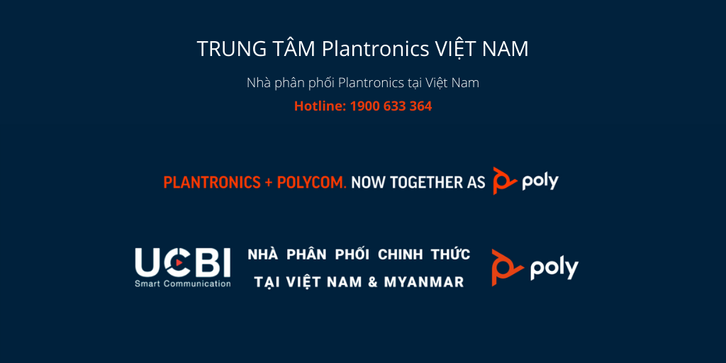 nhà phân phối Plantronics